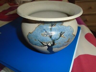 Newton pottery bowl tree design collection only