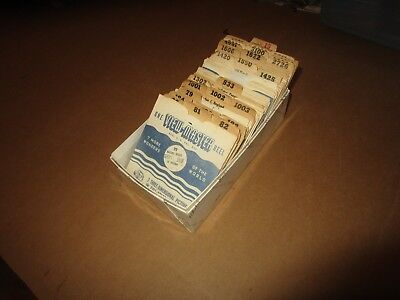 Vintage View-Master Reel Lot (59)  Towns Cities States Countries C. 1950's