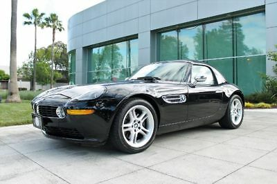 Z8 Roadster 2D Black BMW Z8 with 12,120 Miles available now!