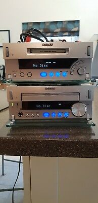 Sony MDS-SD1 Micro Minidisc Deck & CD Player. Minidisc recorder with CD sync