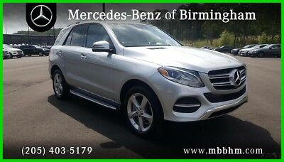 Mercedes-Benz GLE 350 GLE 350 2017 GLE 350 Used Certified 3.5L V6 24V Automatic RWD SUV Premium Moonroof