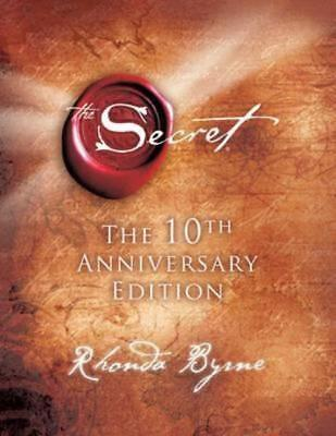 The Secret - By Rhonda Byrne - Brand New Book - Hardcover