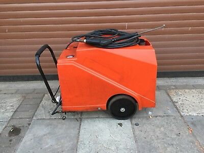 Steam Cleaner Hot Pressure Washer Warwick HS5-60 Tidy GWO 240v *Re-Listed*