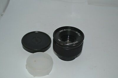 The Vega-11U lens mount is m = 39   3/54   for the photo intensifier.