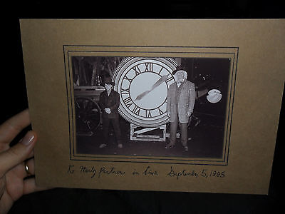 Back to the Future prop partners in time photo 1885