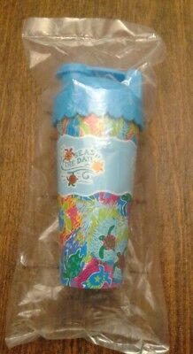 Girl Scout Turtle SEA Tumbler CUP Sippy THERMOS BOTTLE Water! COOKIE REWARD! WOW