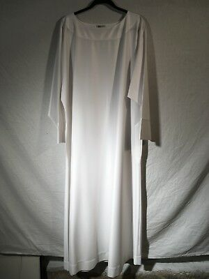Holy Rood Worcester Knit Wrinkle-Free Alb (Traditional,Liturgy,Vestment,Mass)