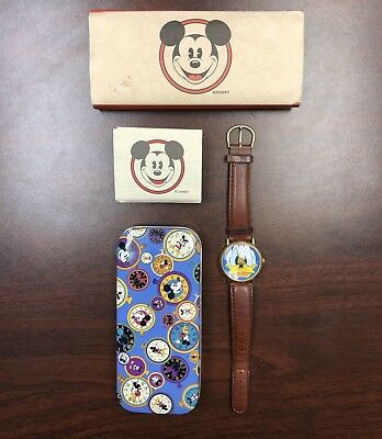 Fossil DISNEY Donald Duck Vintage Watch