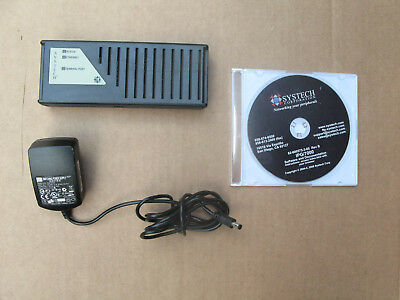 Systech IPG-7010 RJ-11Telephone To RJ-45 Broadband Converter For ATM POS