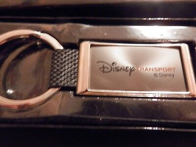 Walt Disney Cast Member Exclusive Key Ring Key Chain Disney Transport