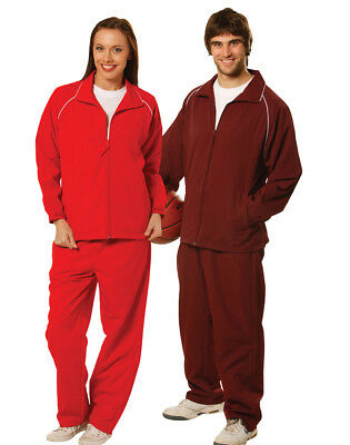 New Adults Unisex Champion Warm Up Pants Sports Casual Exercise Trackies Cheap