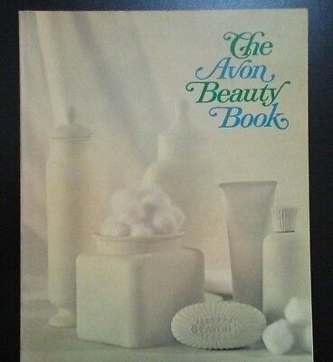 The Avon Beauty Book (Copyright Canada 1968-Not USA)