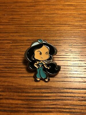 2017 Disney Parks Booster Stylized Princesses Jasmine From Aladdin Trading Pin