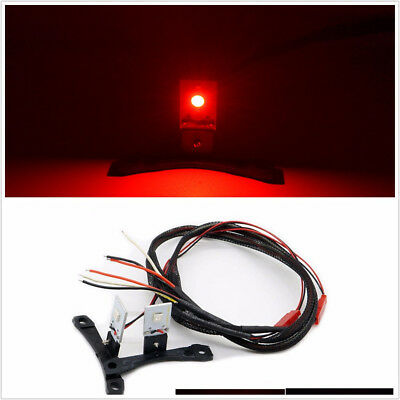 2x CREE Chips LED Devil Demon Red Eye Module Projector Lens Headlights Retrofit