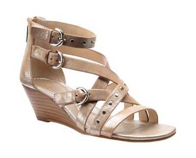 36a1ba2fbe06 Isola Women s Petra Strappy Sandal Natural Suede Sandals