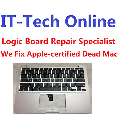 """A1465 Keyboard Top Case for MacBook Air 11"""" A1465 2013 2014 2015"""