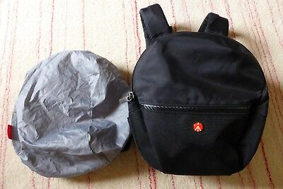 Manfrotto Small Advanced Gear Camera Backpack with Rain Cover