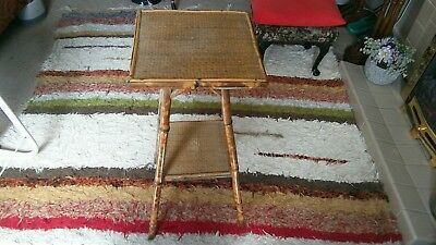 Old/Antique/Vintage Bamboo Table