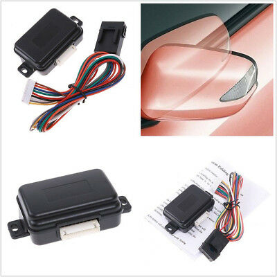 Car Auto Side Mirror Rearview Mirror Lock Folding System KIT Closer Intelligent