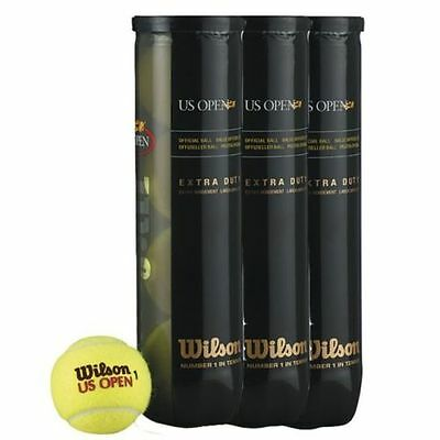 WILSON US OPEN TENNIS BALL (two dozen ) BALLS  dpd 1 day delivery.