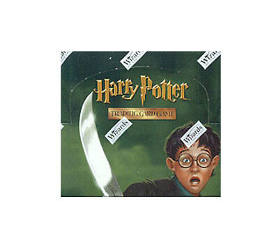 Harry Potter TCG Trading Card Game CHAMBER OF SECRETS BOOSTER BOX 36ct SEALED!!