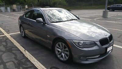 2011 BMW 3-Series  2011 BMW 328i coupe with xDrive