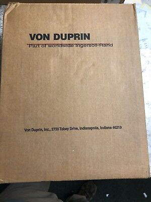 Brand New Von Duprin PS861 Series Power Supply