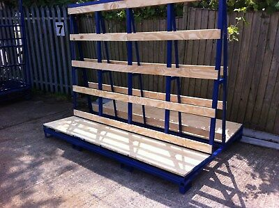 Glass Handling Stillage-Made To Order
