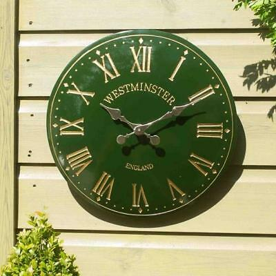 Outside-In Westminster Tower Wall Clock 12 Inch Wall Clock (5065042)