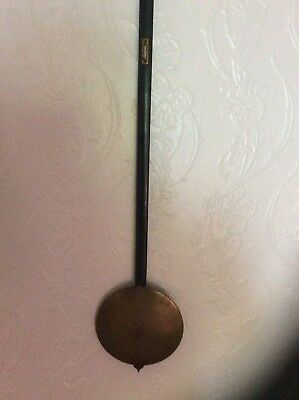 Pendulum For Weight Driven Vienna Clock