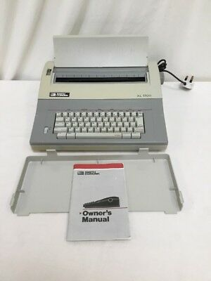 Smith Corona XL 1700 Electric Typewriter Exc Con