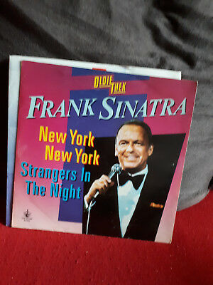 "Single7"" Frank Sinatra  - New York,New York...Stranger in The Night ::Siehe Foto"
