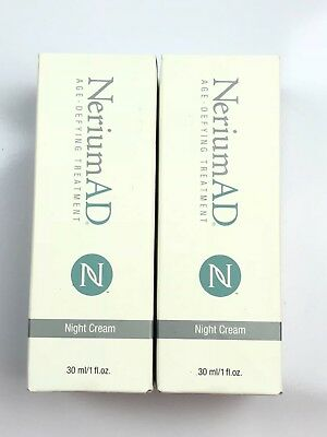 Nerium AD Age Defying Night Cream Combo Pack Qty 2 New