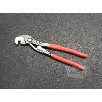 "Knipex 87 41 250 Raptor Multiple Slip Joint Spanner Pliers Wrench 3/8"" to 1-1/4"""