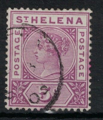 ST. HELENA, QV 1896, SG51, 5d, FINE USED, CAT £35.