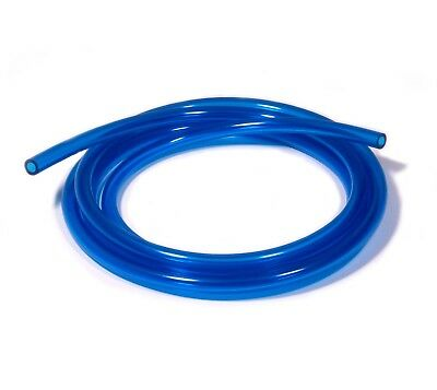 """50 Feet of BLUE 3/8"""" (9.5mm) id Fast Flow Fuel Line for Jetski/Kart/Cycle/Boat"""