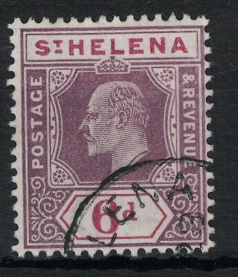 ST. HELENA, KEVII 1911, SG67a, 4d, FINE USED, CAT £14.