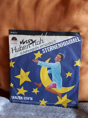 "Single 7""  Hubert Kah - Sternenmimmel....Siehe Foto"