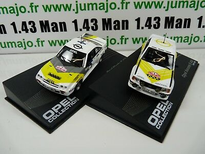 OPE109R voiture 1//43 IXO eagle moss OPEL collection ASCONA B 400 Francfort #8