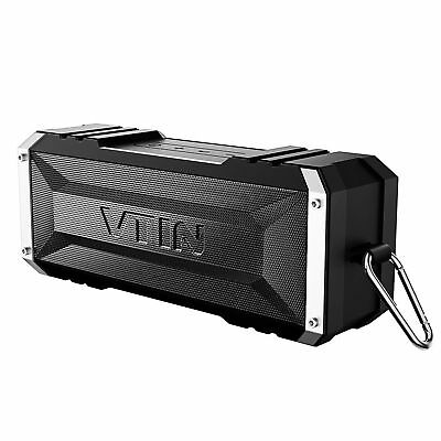 Vtin 20W Outdoor Bluetooth Speaker, Loud Volume, 30 Hours Playtime Portable
