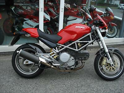Ducati Monster 620, Termi' Exhausts, Loads Of Carbon, Immaculate, Low Mileage!