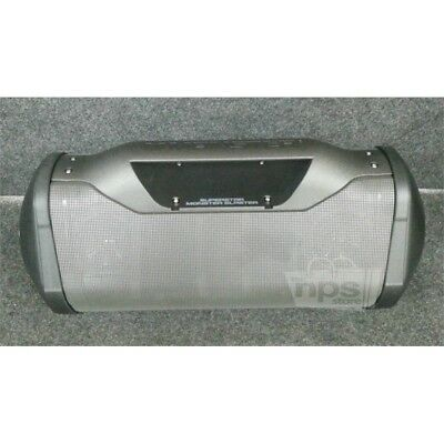 Monster 129287-00 Blaster Bluetooth Boombox Black & Gray