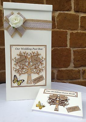 Wedding Card Post Box Wishing Well Guest Book Gifts