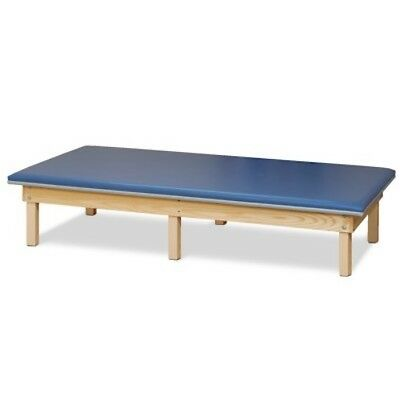 Clinton Industries Physical Therapy Platform Table Black 7x4 $675