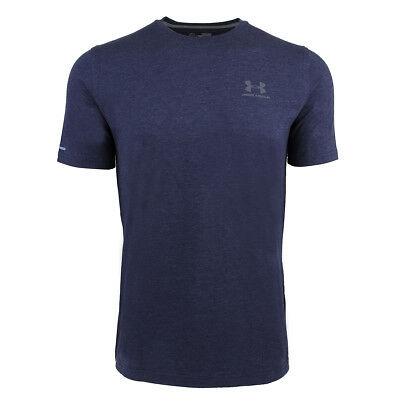 Under Armour Men's Charged Cotton Left Chest Lockup T-Shirt