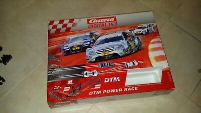 carrera digital  143 DTM Power Race 40021
