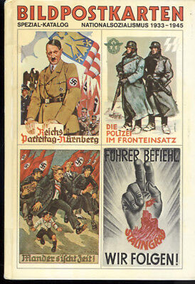 Bildpostkarten Spezial-Katalog Nationalsozialismus 1933-1945 German Postcards