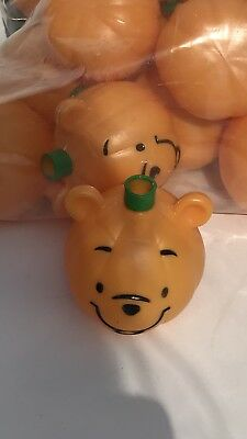 20 Winnie The Pooh Halloween Pumpkin Light Covers W/2 Original 10 Light Lines