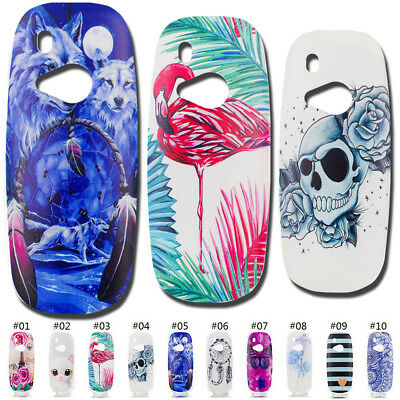 For Nokia 3310 (2017) Case Cover Slim Painted Skin Cute Soft TPU Silicone Back