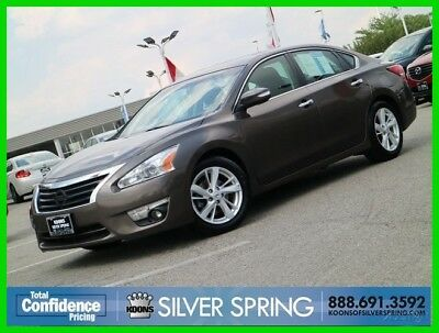 Nissan Altima 2.5 SV 2014 2.5 SV Used 2.5L I4 16V Automatic FWD Sedan Premium Moonroof